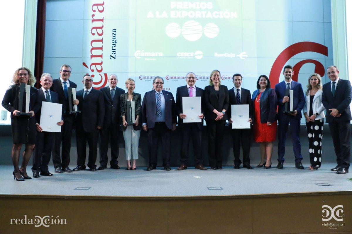 Premio a la exportación a Agroveco